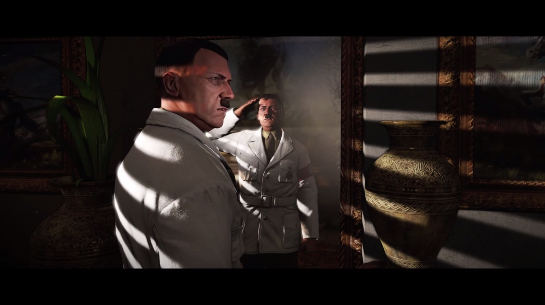 Citaten Hitler Xbox : Sniper elite dlc trailer introduces hitler doppelgangers
