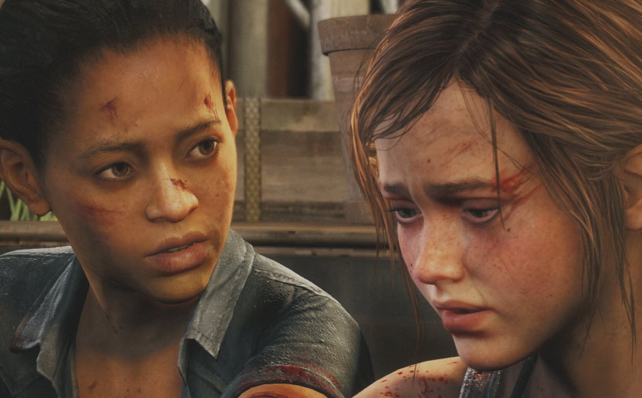 The Last Of Us Gets New Maps And Weapons Mxdwn Games - The last of us new maps