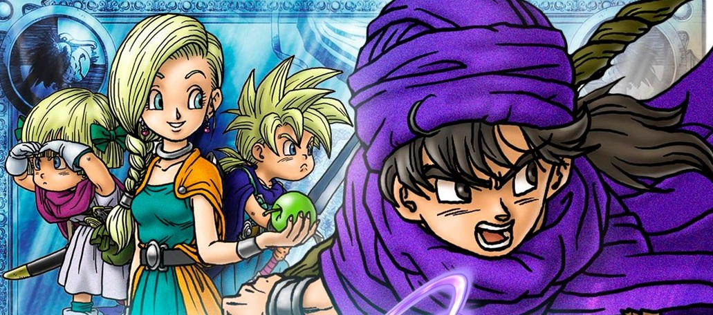 Fans Enjoy Mobile Version of Dragon Quest from Square Enix