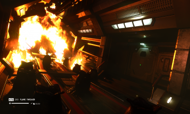Alien Isolation Third Person Gameplay Revealed at GDC