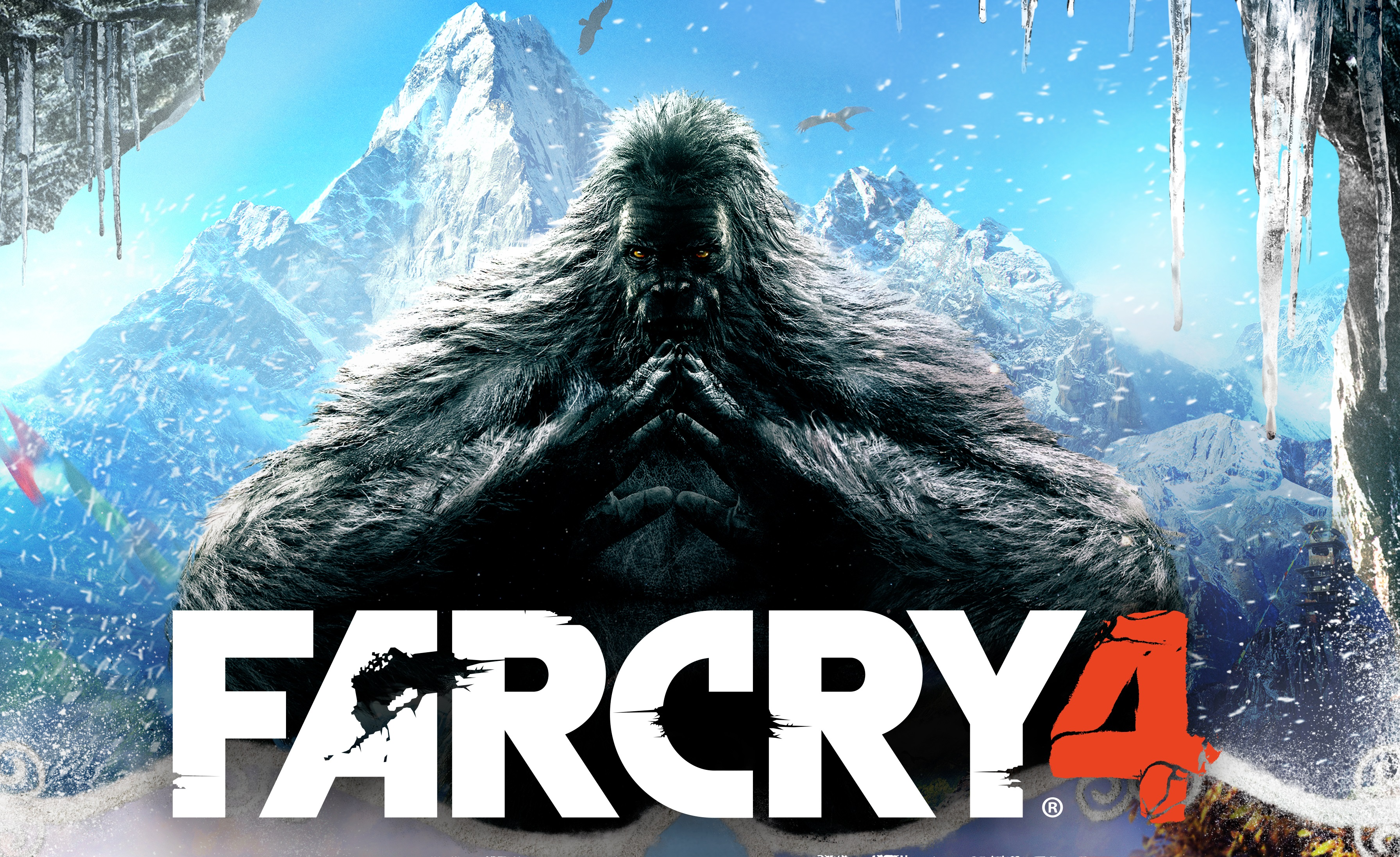 Far Cry 4 S Has New Valley Of The Yetis Expansion Mxdwn Games
