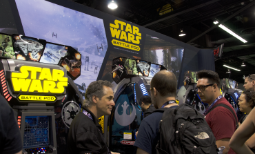Star Wars Celebration 2015 Anaheim: Arcade Battle Pod Hands On