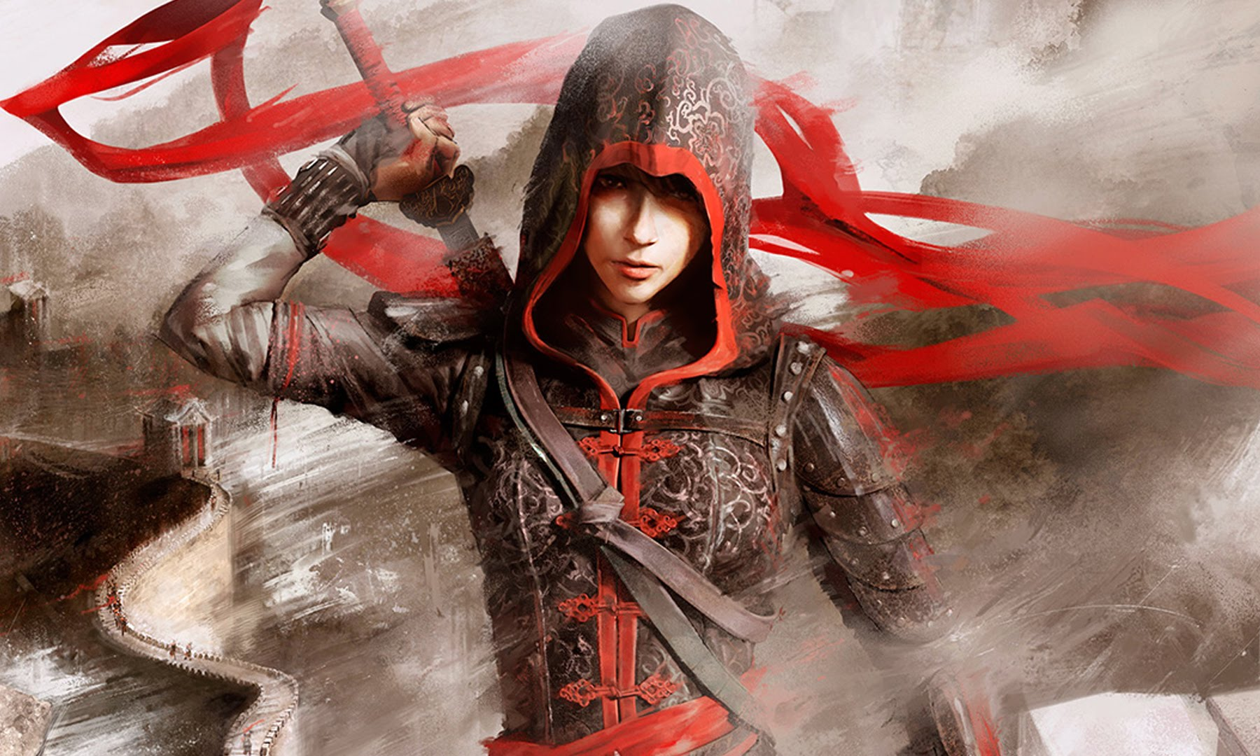 Assassin S Creed Chronicles China Release Dates And New Trailer Mxdwn Games