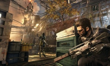 Deus Ex: Mankind Divided Officially Announced by Square Enix