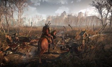 The Witcher 3 Will Be Getting Day One Update