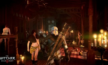 CD Projekt RED Announces The Witcher 3 DLC