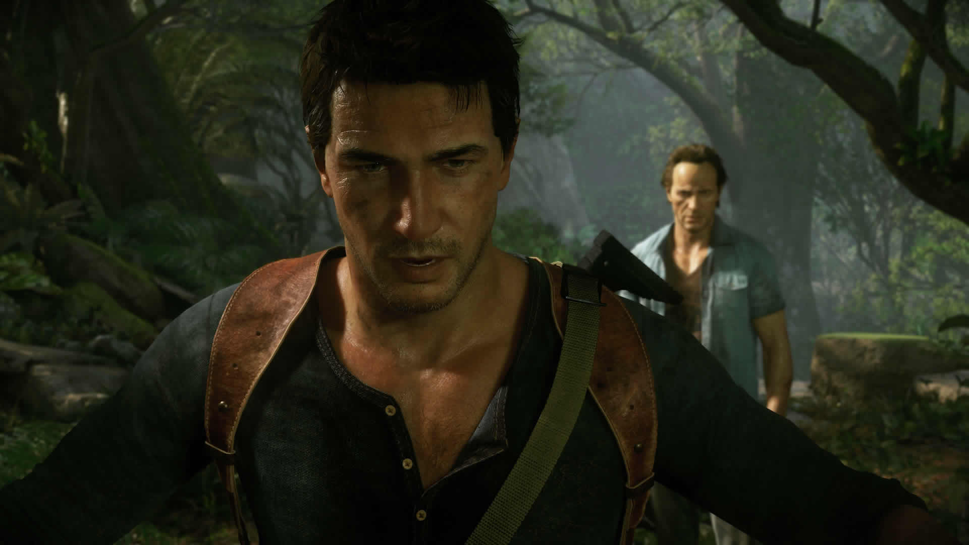 nathan drake uncharted 4 gameplay