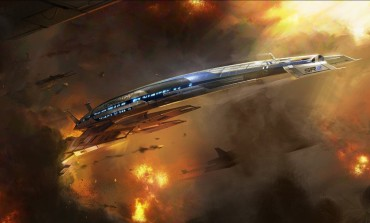 Mass Effect Attraction Coming To Theme Park