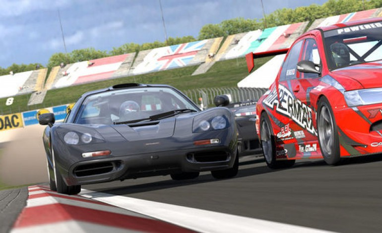 Race car game for ps4