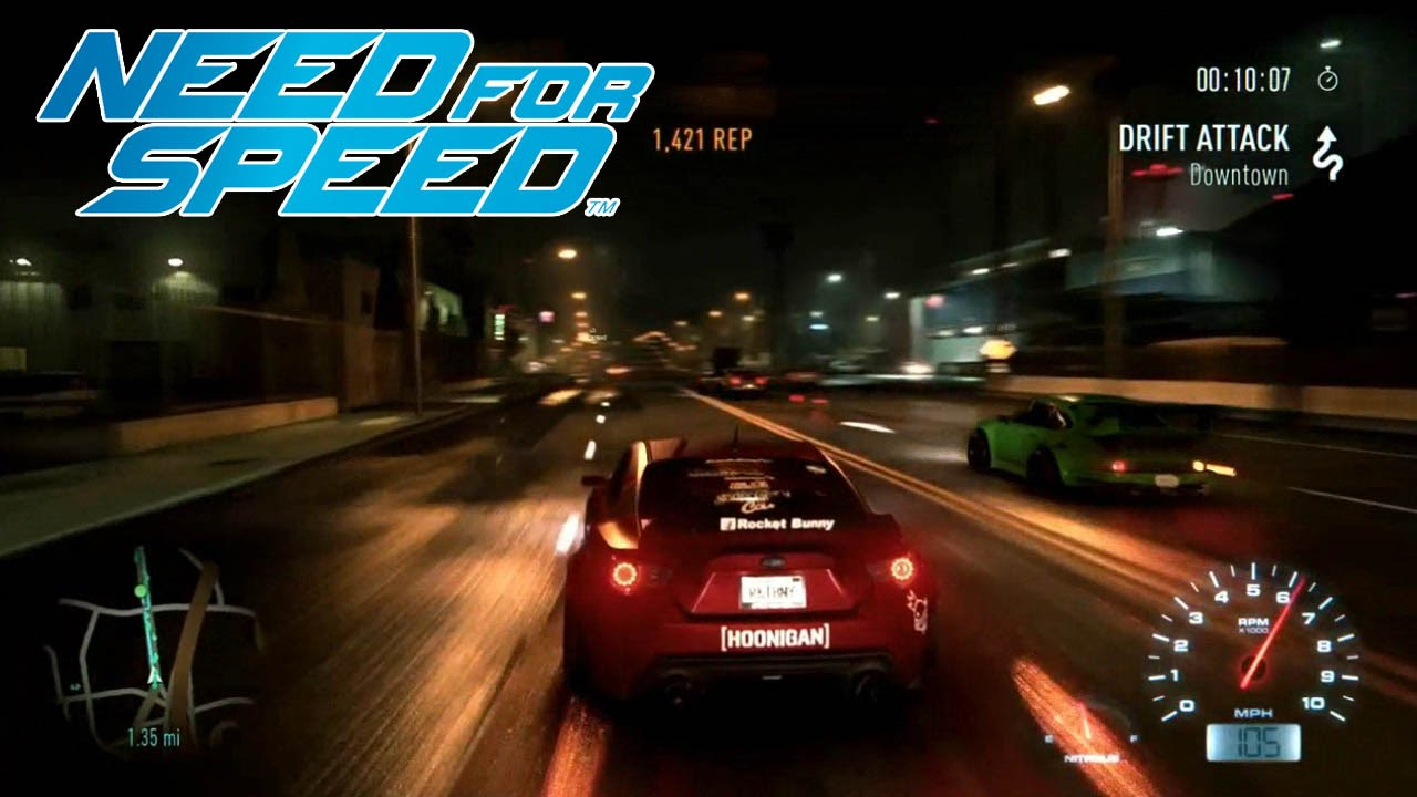 Need For Speed Update Bringing New Features - mxdwn Games