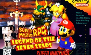 Super Mario RPG Gets European Re-Release!