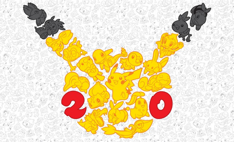 Pokemon Sun And Moon Logos Appear Online