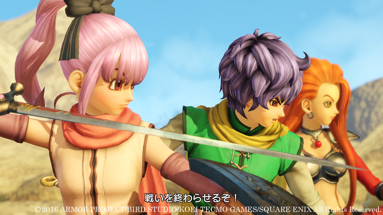 square enix shares new screenshots story and characters for