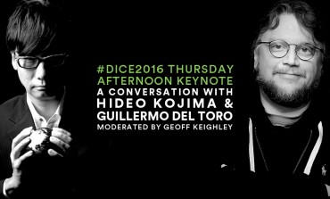 Guillermo Del Toro And Hideo Kojima To Talk About Their Careers At DICE
