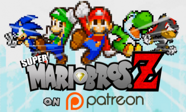 Nintendo Takes Down Super Mario Bros. Z Patreon