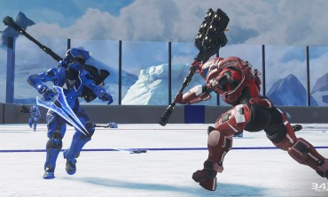 Fan Creates Quidditch Map in Halo 5