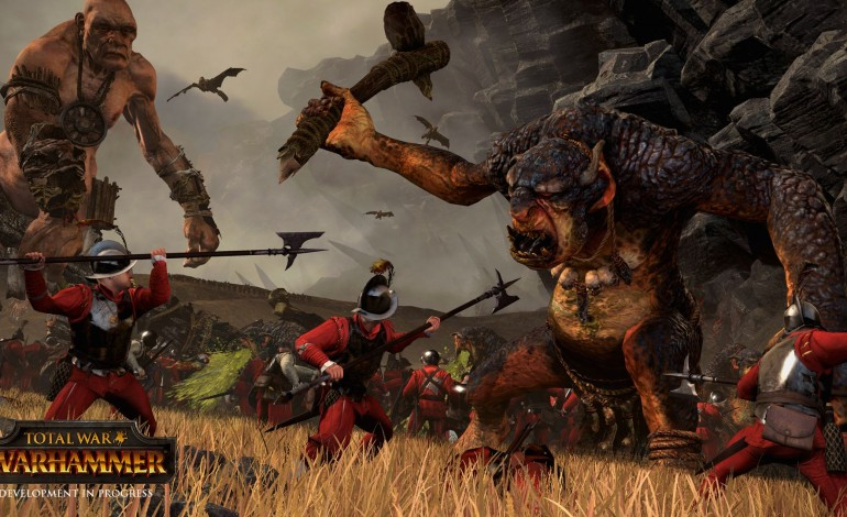 Total War: Warhammer One Month Delay For Perfection