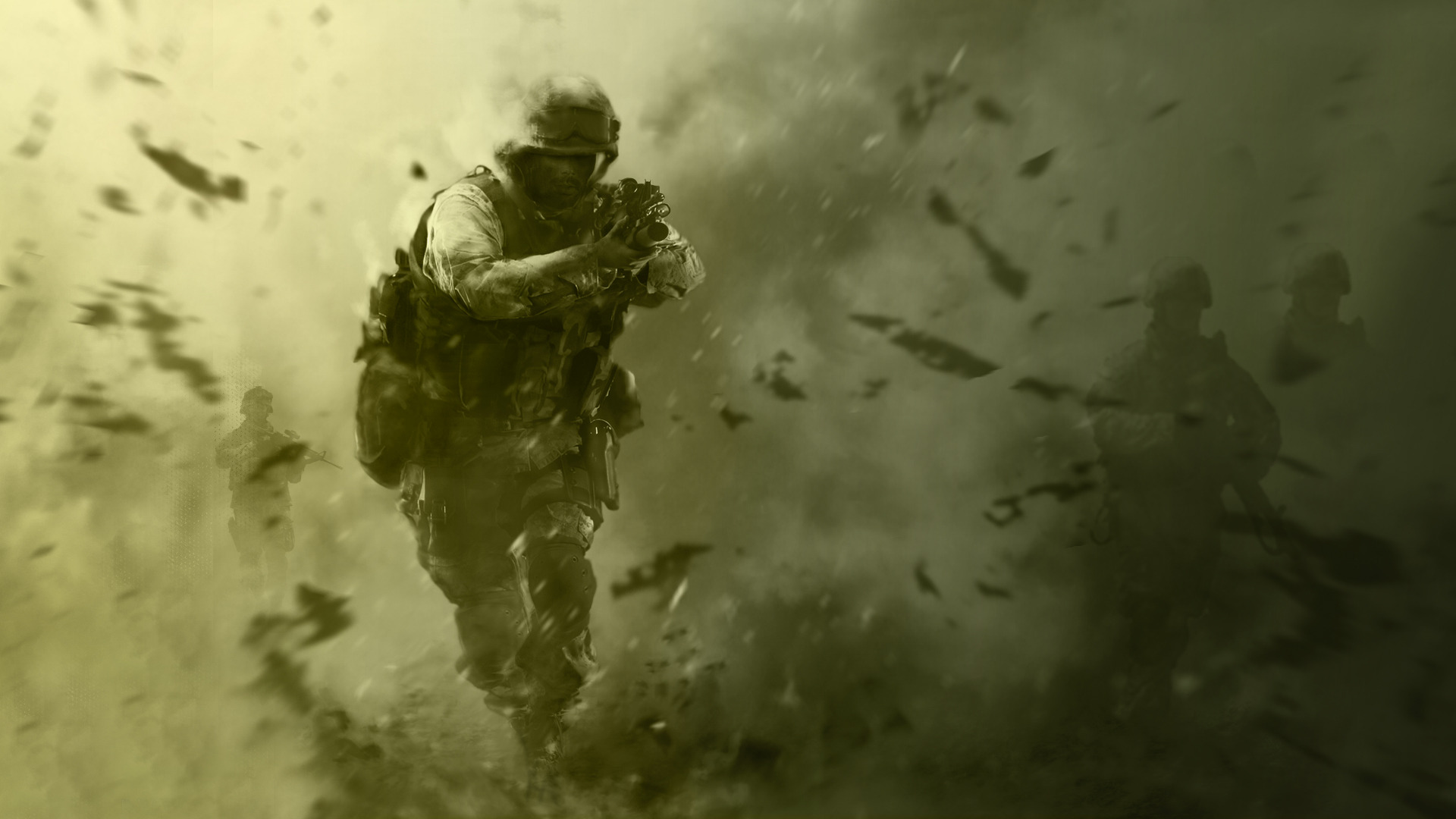 Call Of Duty Modern Warfare Remastered To Come With Campaign And