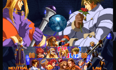 Mysterious Neo Geo Fighting Game Emerges From the Past; is Identified By Former Artist
