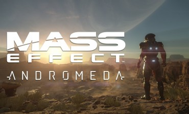 New Mass Effect: Andromeda Gameplay