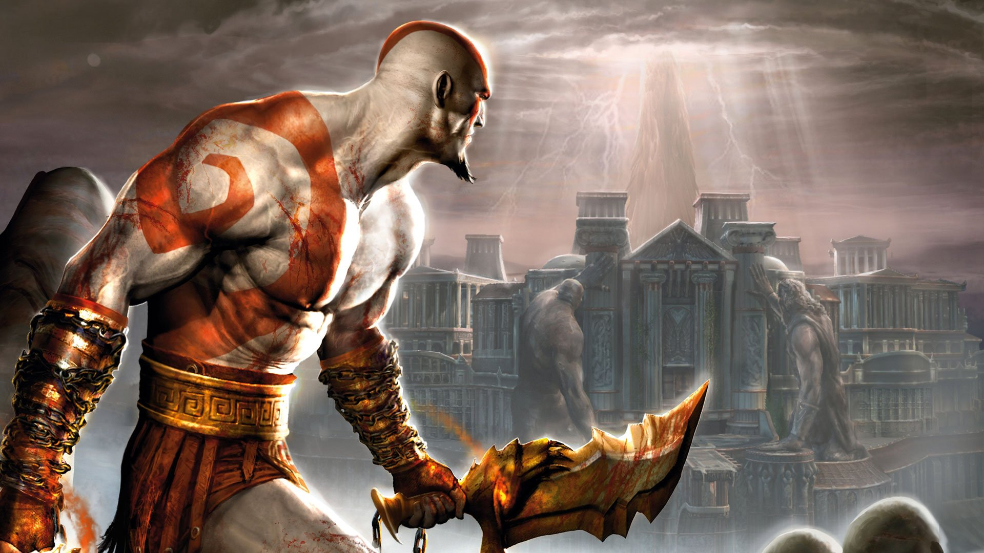 Next God Of War To Tackle Norse Mythology Mxdwn Games