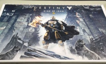 Poster Reveals Destiny's Next Expansion, Rise Of Iron
