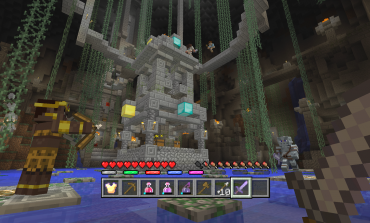 Minecraft Console Editions Getting New Battle Mode