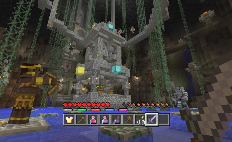 Carotte Minecraft Build