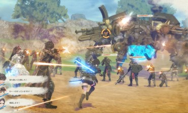Valkyria: Azure Revolution to Receive Gameplay Changes from Action RPG to Strategy RPG