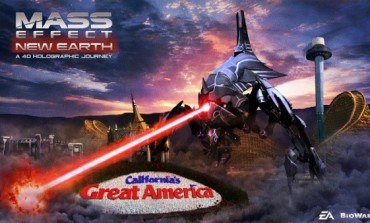 Mass Effect: New Earth Amusement Park Ride Opens Today