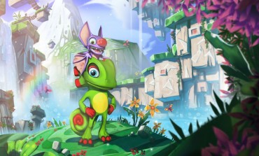 Huge Update for Yooka-Laylee Reveals Gameplay and Story
