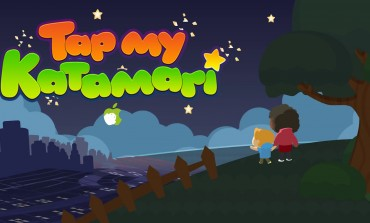 Tap My Katamari Now Out For Mobile Devices