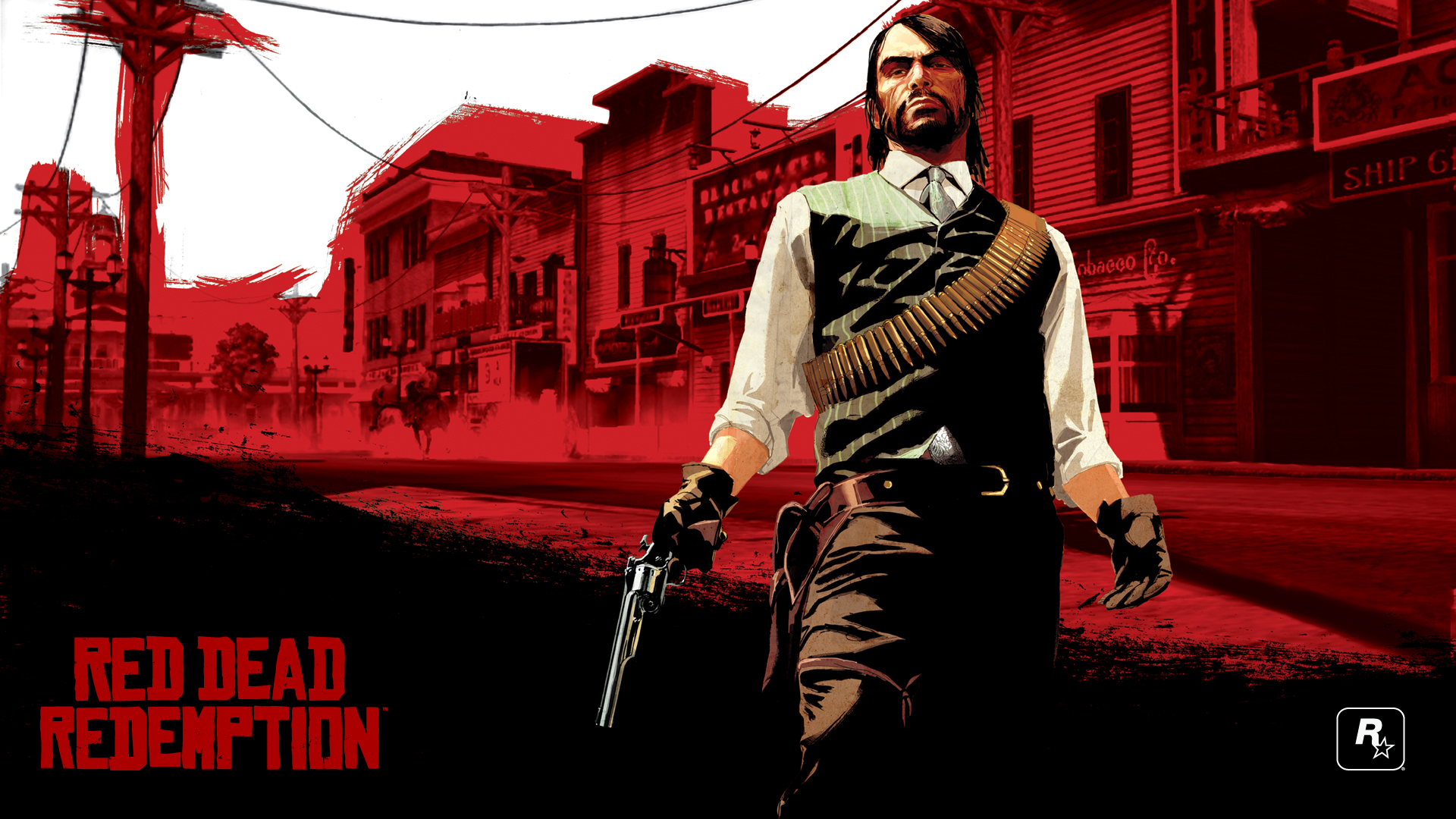 Red Dead Redemption Coming To Xbox One Mxdwn Games
