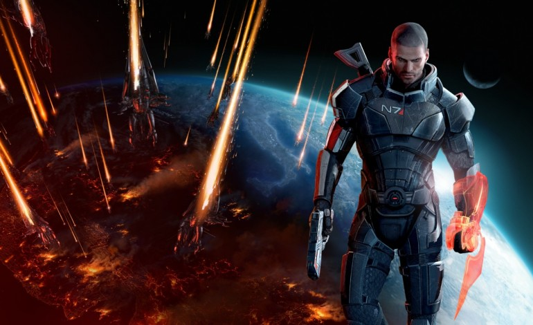 Bioware Not To Make Mass Effect Remasters