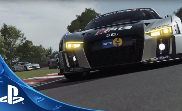Gran Turismo Sport Delayed Till 2017