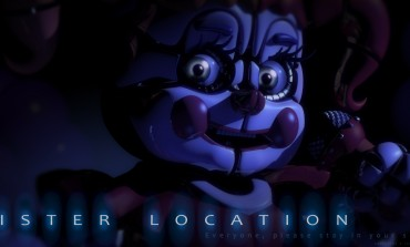 Five Nights At Freddy's: Sister Location Launches This October