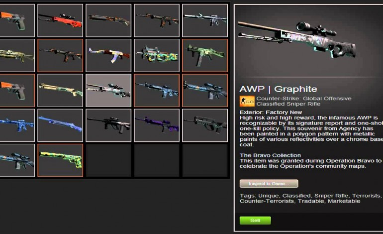 Valve Threatens Another Few Websites For Counter-Strike: Go Skins Gambling