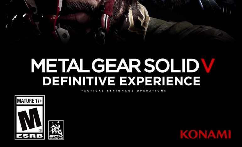 Metal Gear Solid V: The Definitive Experience Release Dates and Content Details Revealed