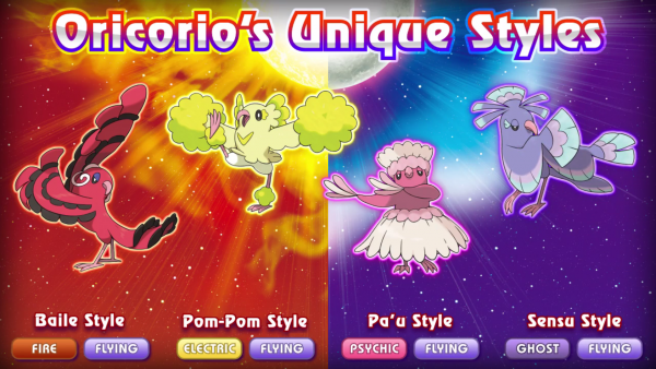 New Forms, Features, And Pokémon Announced For Sun And Moon ...