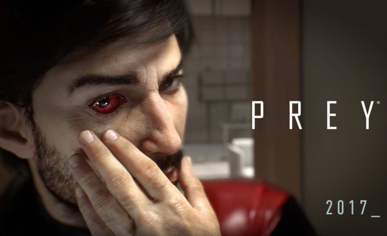 Prey Gameplay Trailer Released At Quakecon
