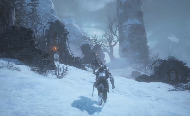 Return To The Painted World In Latest Dark Souls III DLC Trailer