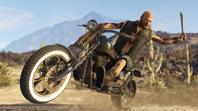 GTA Bikers 1