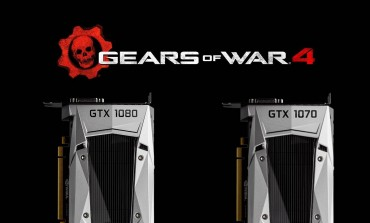 Get a Free Gears of War 4 With the Purchase of a Nvidia GTX 1070 or 1080
