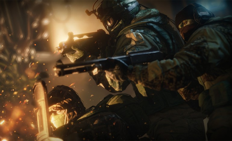 Rainbow Six Siege: Fixing New Attachments
