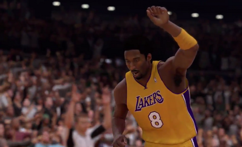 "New NBA 2K17 ""Momentous"" Trailer"