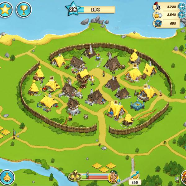 Gaul Village