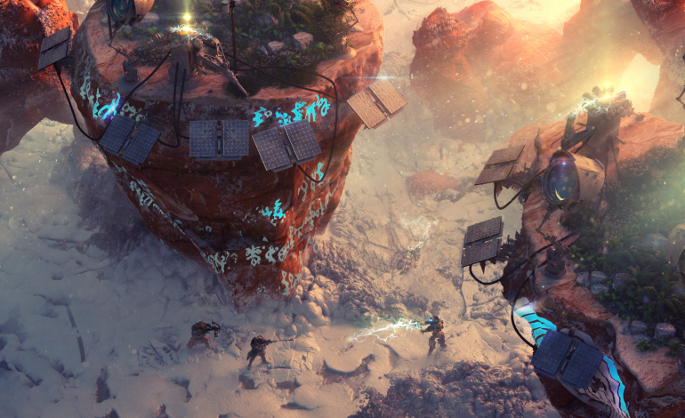 Crowdfunding Returns For Upcoming Wasteland 3
