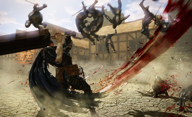 Berserk and the Band of the Hawk Given Release Date, Additional Details at Tokyo Game Show