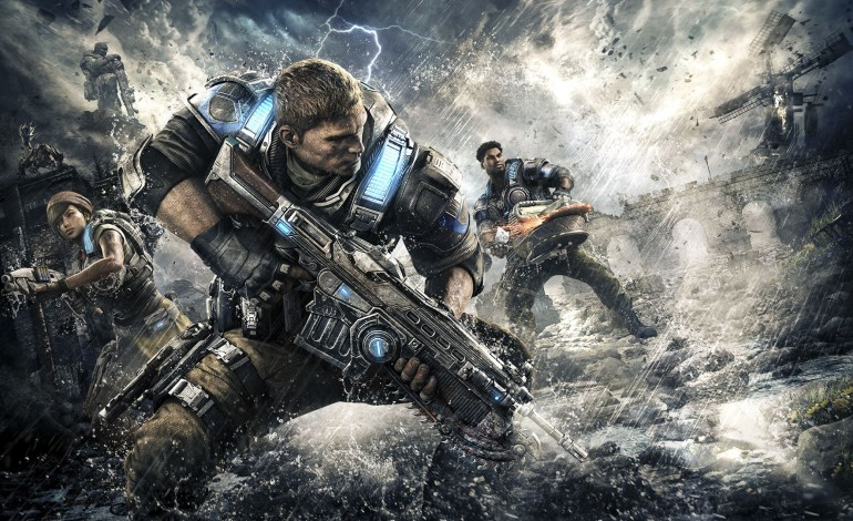Gears of War 4 Campaign Strong Mix of Gore and Story