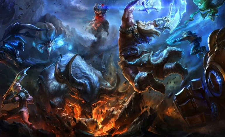 League Of Legends Surpasses 100 Million Monthly Players
